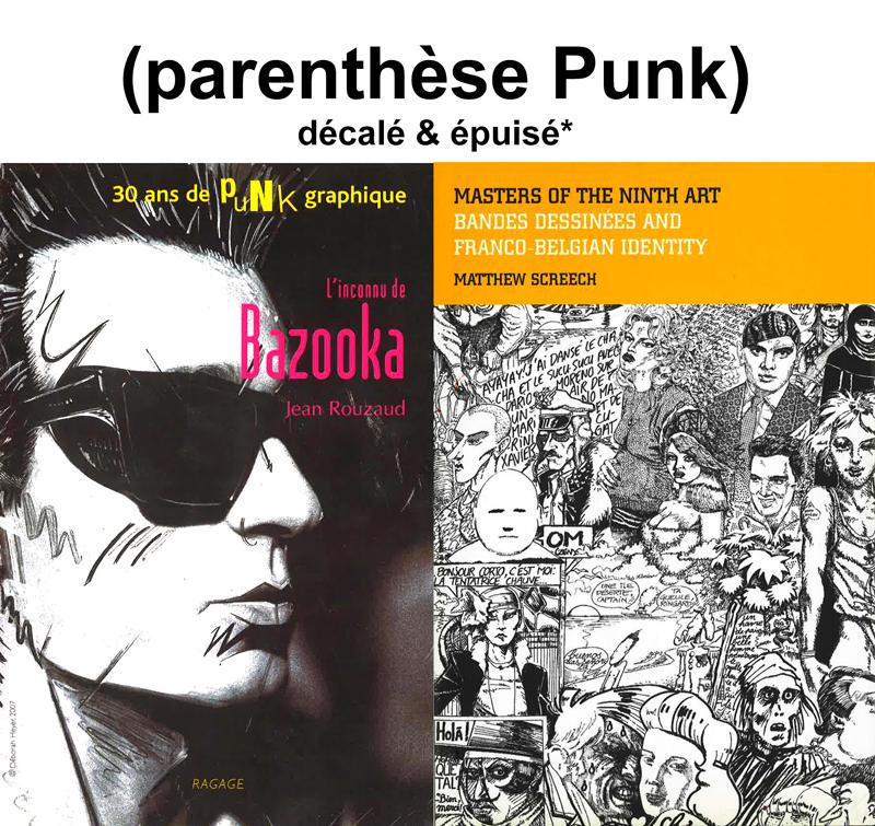30ans de punk Jean Rouzaud